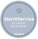 Sie finden uns bei StarOfService